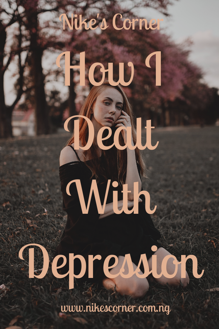 How I Dealt With Depression