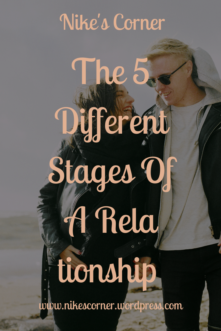 The 5 Different Stages Of A Relationship