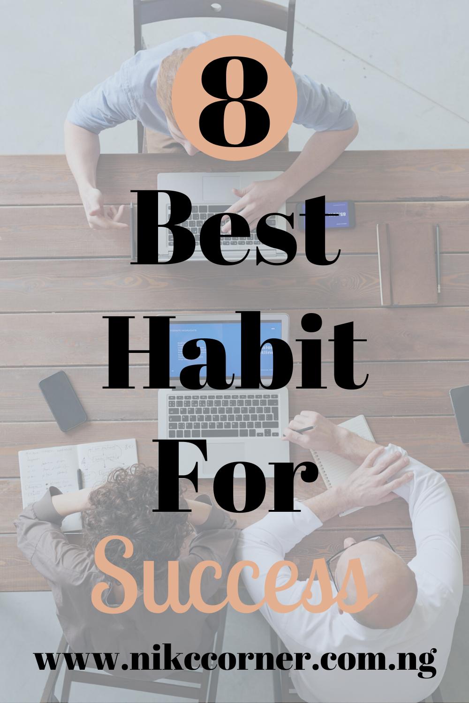 Best Habit for Success