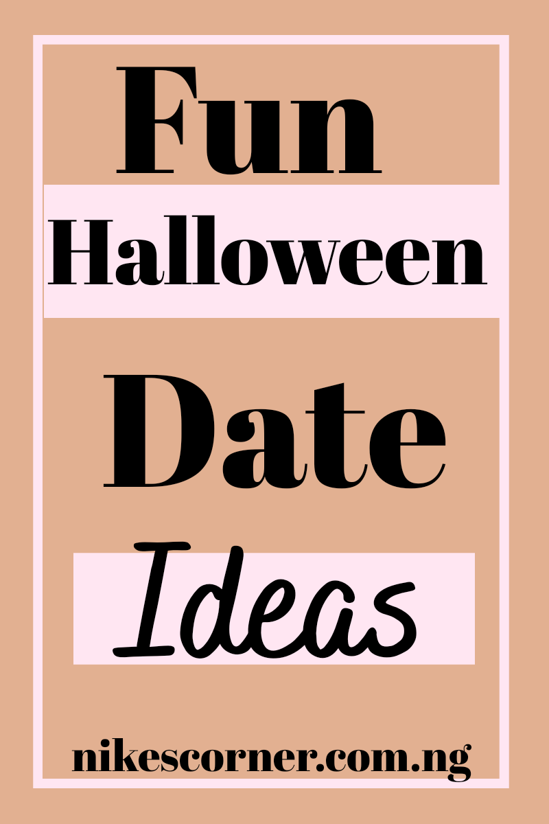Fun Halloween Date Ideas